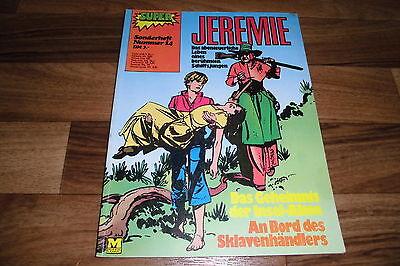 Super Sonderheft  # 14 -- JEREMIE // an BORD des SKLAVENHÄNDLERS // von 1973