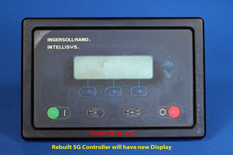 "Ingersoll Rand Part# 39875158,  SG Intellisys Controller  ""1 year warranty"""