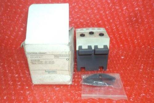 Schneider Electric EOCRSS-05NW7 Overload Relay EOCR-SS Samwha EOCR SS-05NW7