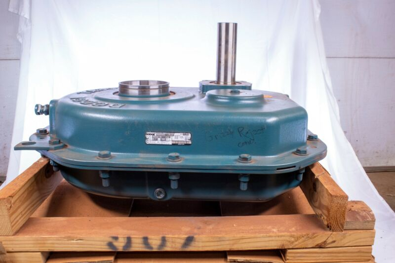 Dodge Torque-Arm II Speed Reducer TA8407H40 39.67 Ratio 90800 FO 95.7HP at 1983