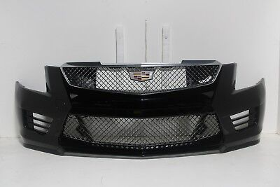 2015 2016 2017 Cadillac Sedan Coupe ATS V-Series Front Bumper Assembly OEM GM