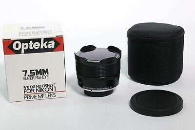 Fisheye Lens For Nikon 1 AW1 J5 V1 V2 V3