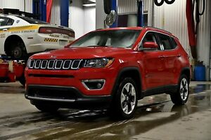 2019 Jeep Compass Limited 4x4 * 2019 !! * ENS SECURITÉ * 8.4 * G