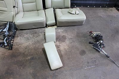 Mercedes W124 Coupe Bench Seats Rear Leather for sale  Shipping to Ireland