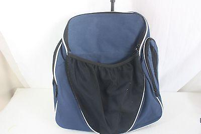 d0980dbb22454b Shoe  Ball Equipment Blue Backpack Bag Champion NEW