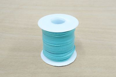 """Deerskin Turquoise Lace Spool 1/8"""" x 50' Lacing leather necklaces jewelry"""
