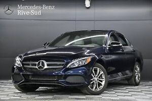 2015 Mercedes Benz C-Class C300 4MATIC, TOIT PANORAMIQUE