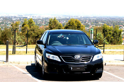 2009 Toyota Camry Altise with 10 months Rego Paid