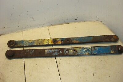 Fordson Major Diesel Tractor Lower 3pt Lift Arms