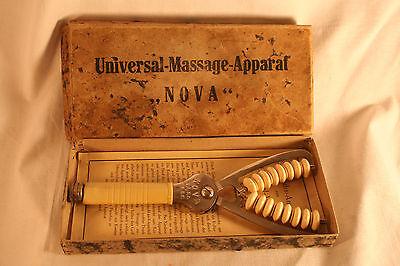 Massageapparat NOVA, D.R.G.M.