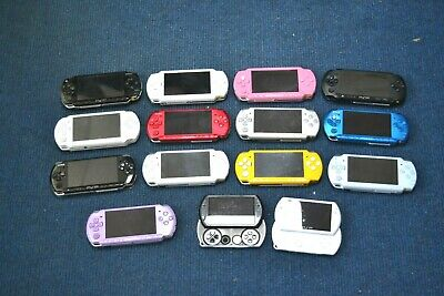 Sony PSP Playstation Portable Console Bundle - 15 designs to choose from