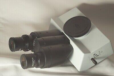 Olympus U-tr30-2 Bx Trinocular Microscope Head With Wh10x22 Eyepieces