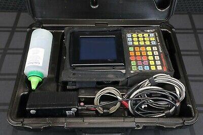 Olympus Epoch Iii 2300 Ultrasonic Flaw Detector Full Kit Wprobe Ndt Inspection