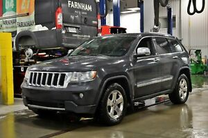 2011 Jeep Grand Cherokee LIMITED * V8 HEMI * HITCH 6200 * OFF-RO