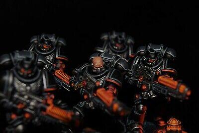 Warhammer 40k Space Marine Primaris Hellblaster Combat Squad Killteam Very Well