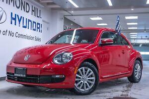2016 Volkswagen Beetle Coupe 2DR CPE AUTO CLASSIC *LTD AVAIL*