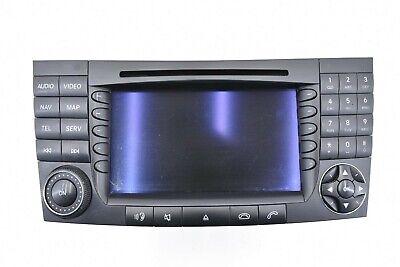 Mercedes W219 CLS 500 55 350 E W211 Navigation Comand 2.0 NGT Becker