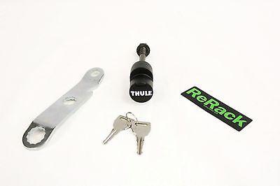 NEW Thule Snug Tite 2 Hitch lock - includes lock, keys, pin, tool - STL2