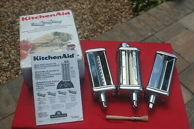 Kitchenaid KPRA Pasta Roller and Cutter Set - 3 Piece