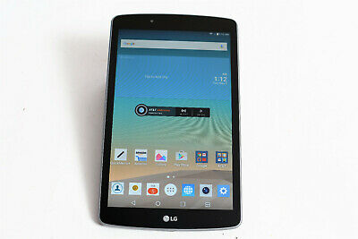 LG G Pad F 8.0 16GB Tablet WiFi AT&T GSM Android Tablet LG-V495 Silver