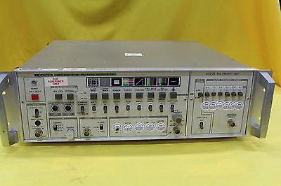 Leader Lcg-400 Ntsc Pattern Generator