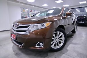 2014 Toyota Venza Base  BASE FWD, ONE OWNER, FULL SERVICE HISTOR
