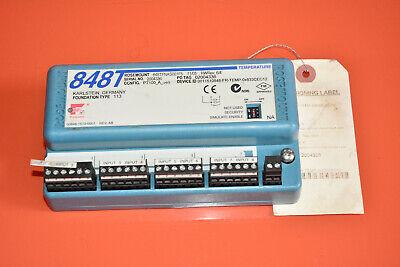 Rosemount 848tfnas001f5 Temperature Transmitter