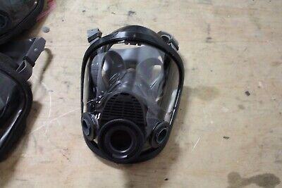 Respirator Mask Full Face Sz Large Msa Advantage 4200 No Cartridges New