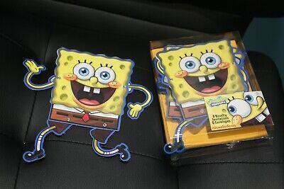 Spongebob Birthday Party Invitations (Spongebob Squarepants birthday party invitations and envelopes 8)