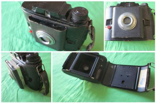VINTAGE ANSCO CLIPPER Camera Binghamton NY Made in USA Antique Photography