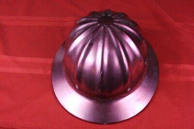 Vintage Superlite By Fibre Metal Aluminum Hard Hat