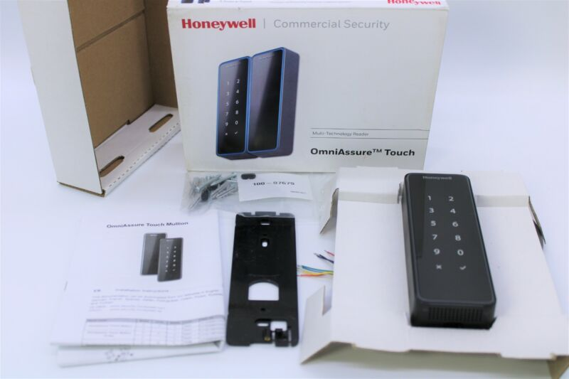 Honeywell Commercial Security Multi-technology OmniAssure Touch OT3312BHONG