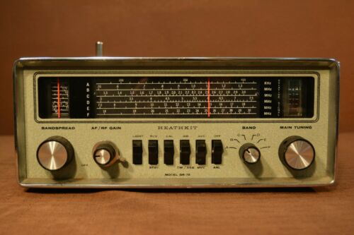 Heathkit General Coverage Receiver Model GR-78 #1448