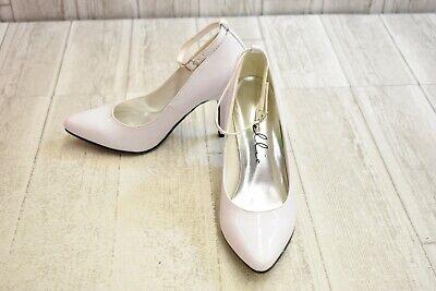Ellie Shoes 8401 Pump - Women's Size 6, White](Ellie Pumps)