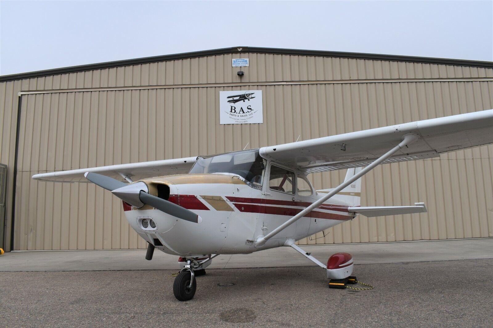 Cessna 172N FLYING AIRCRAFT WITH ASD-B & LYCOMING O-320-D2G