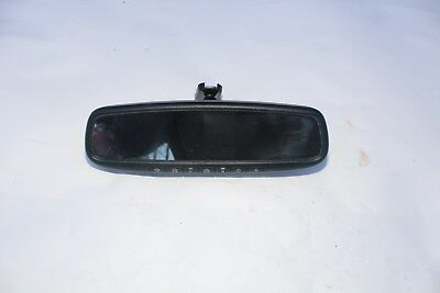 2014 Q50 PREMIUM INTERIOR REARVIEW MIRROR REAR VIEW w/ HOME LINK CONNECT