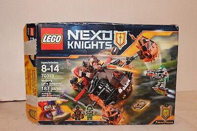 Lego Nexo Knights 70313 Meltor's Lava Smasher Arron