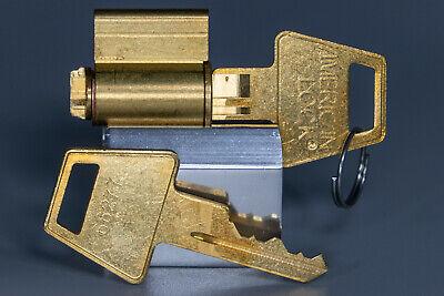 American Lock Padlock Cylinder Aptc12 With 2 Keys A700 A1000 A5000