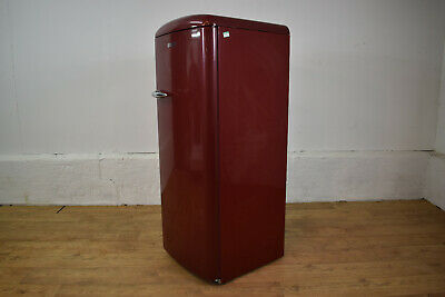 Gorenje Single Door Chiller Larder Fridge Candy Apple Red [1500mm]