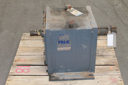 Falk Worm Gear Speed Reducer 103-1080FZ3A, 48.11:1 Ratio 900 Input RPM 10 HP