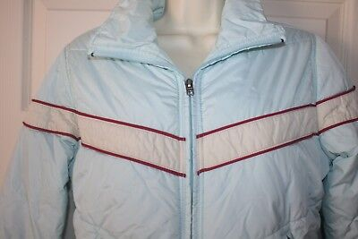 Abercrombie Fitch Womens Puff Parka Jacket Coat Sz S