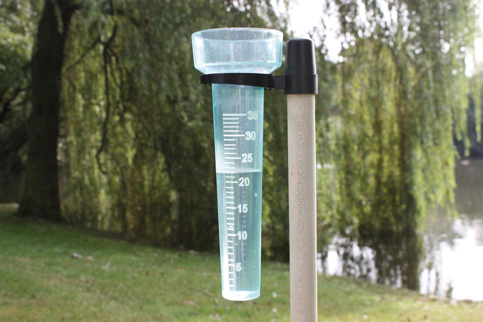 Regenmesser Niederschlagsmesser Sauwettermeßgerät bis 35 L Meßbereich
