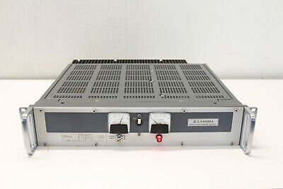 Lambda Electronics Regulated Power Supply Model Lm-f28-m Ac And Dc Heavy