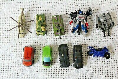 Transformers Legends Class Cyber-verse Mini-Con Figure lot Hasbro Movie Minis