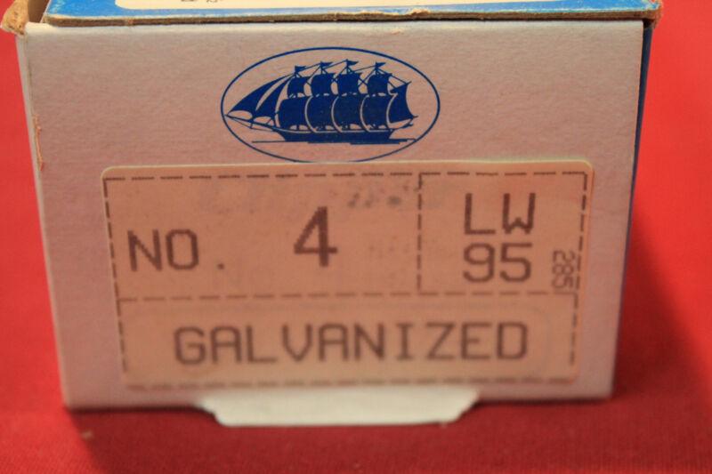 Clipper Belt FastenersNo 4 Galvanized LW95  5 1/2 inch