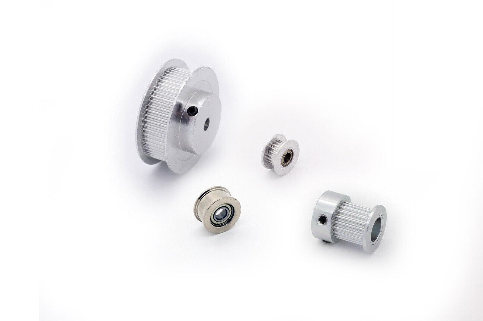GT2 Zahnrad - Pulley / Riemenscheibe / Zahnriemenrad - CNC / 3D Drucker