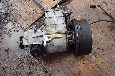 Land Rover Discovery 1 Locking Transfer Case 94-99 T-Case Box LT230