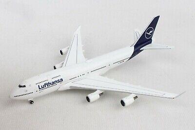 Herpa Wings Lufthansa Boeing 747-400 Reg#D-ABVM Kiel 1/500. New