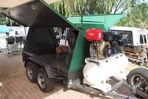Trailer Tandem Licensed 2000kg Compressor & Water Tank Beechboro Swan Area Preview