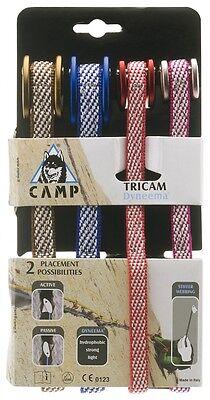 Sicherungsmittel CAMP TRICAM-DYNEEMA 4er-Set